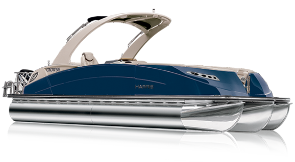 Crowne Series Pontoon Boats