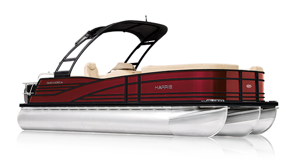 Grand Mariner Series Pontoon Boats