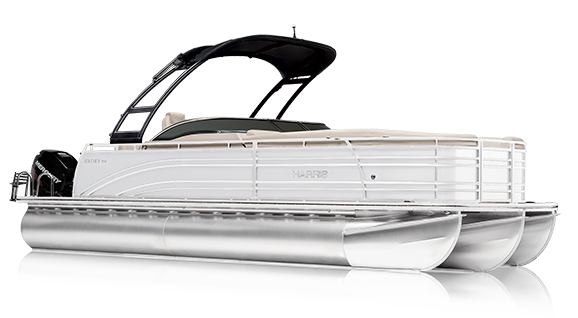 Solstice Series Pontoon Boats